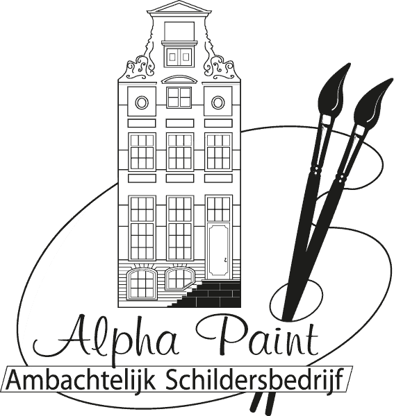 Alpha Paint Logo